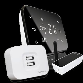 gama de termostate inteligente